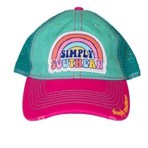 Simply Southern Rainbow Hat